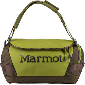 Marmot Long Hauler Duffel - Equipaje - Small verde/marrón